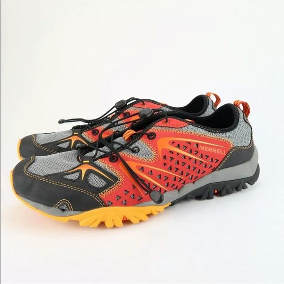 7db480b0321b Merrell Capra rapid hiking water shoes Sz 10. M 5c6f42909539f7cdf56f7108